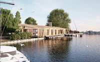 3D project yachthouse