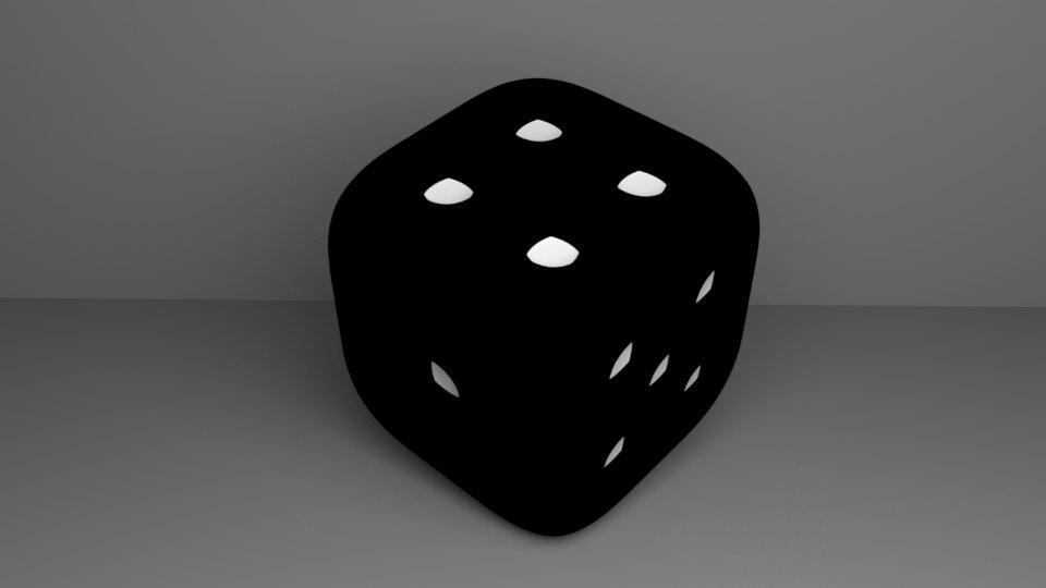 dice 3D