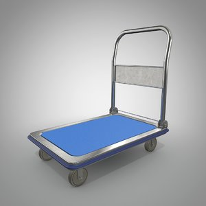3D transport trolley