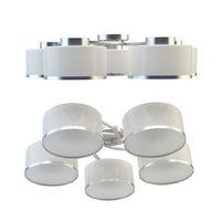 3D arte lamp a9495pl-5ab manhattan