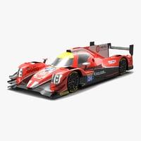 3D cefc manor trs racing