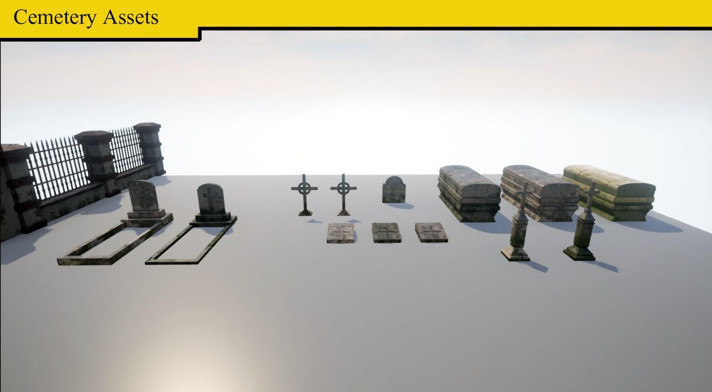 packs 3D model