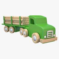 toy truck model