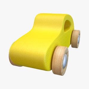 toy car 2 3D model