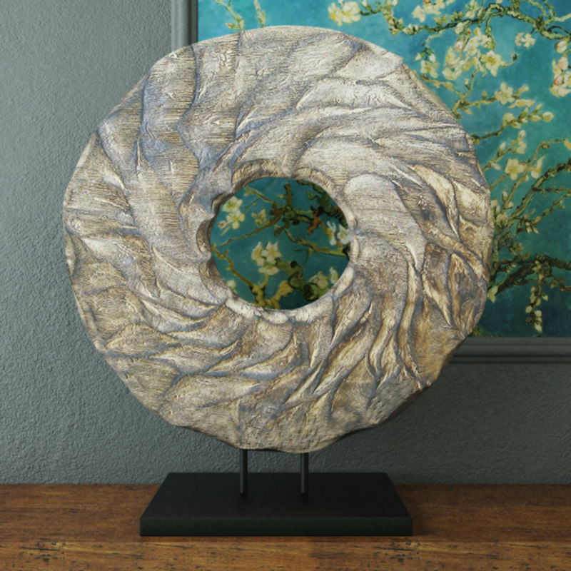 3D decoration jeffan