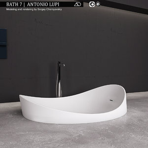 3D bath 7 antonio lupi