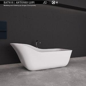 bath antonio lupi 3D
