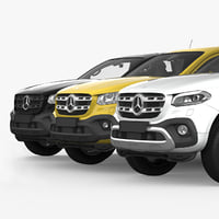 Mercedes X-Class Collection
