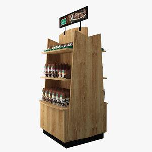 coffee stand starbucks model