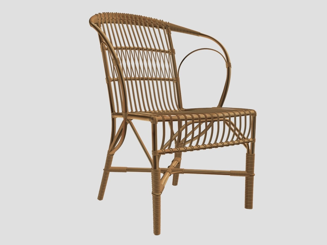 wengler chair sika design 3D