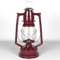 3D lamp blender
