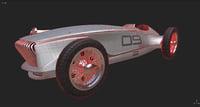 3D ready infiniti prototype 9