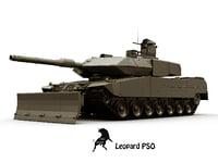 urban leopard model