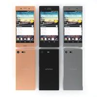 Sony Xperia XZ Premium All Colors