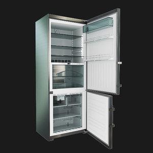 refrigerator liebherr 3D