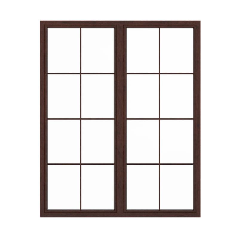 3D model wooden window 209 5
