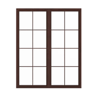 3D model wooden window 209 5