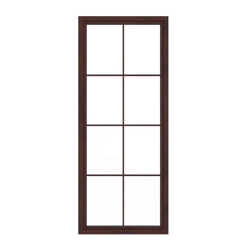 wooden window 209 5 model