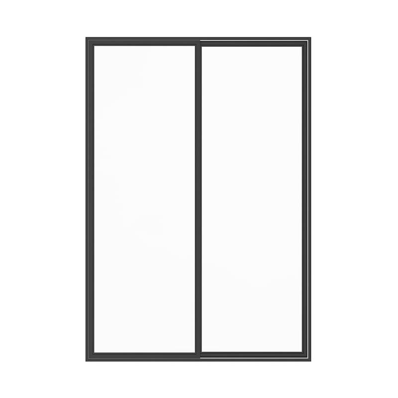 metal window 230 x 3D model
