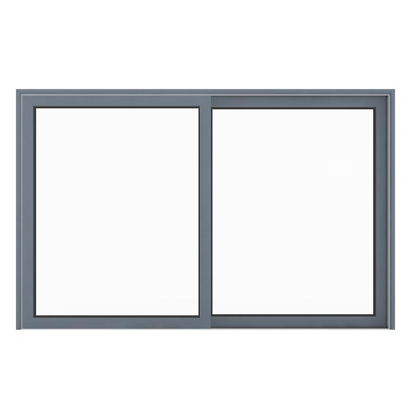 3D metal window 235 x