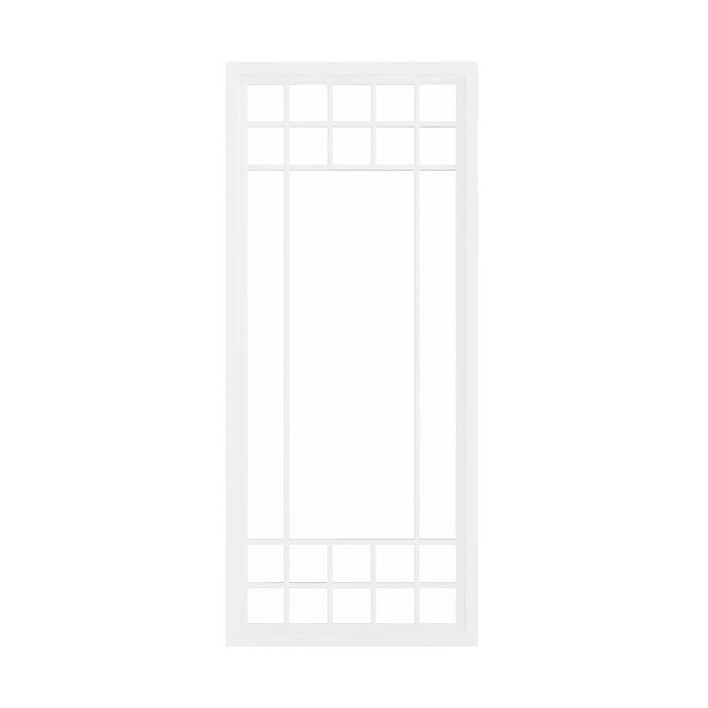 3D white window 214 5 model