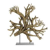 large tree root decoration 3D model