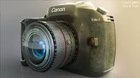 3D dslr camera