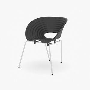3D tom vac chair model