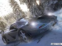 mclarenf1 car 3D