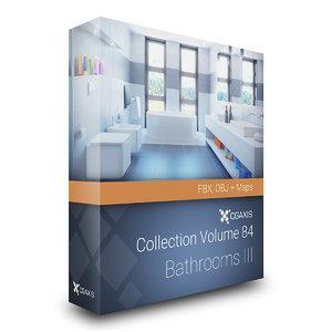 3D volume 84 bathrooms iii
