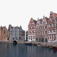 Amsterdam Scene 03