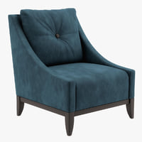 3D seven sedie dorotea model