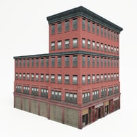 3D ready chinatown model