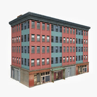 ready chinatown building games 3D