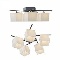 arte lamp visuale a8165pl-5bk 3D model