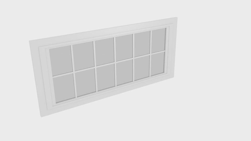 3D stretch window