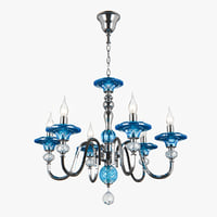 699064 azzurro osgona chandelier model