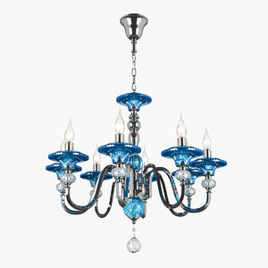 3D model 699084 azzurro osgona chandelier