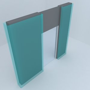 3D otel shopping design