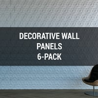 decorative wall panels 3D model