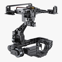 ZENMUSE Z15-5D III (HD) 3-AXIS GIMBAL SYSTEM