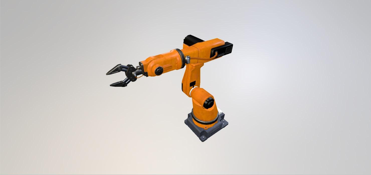 ready manipulator 3D model