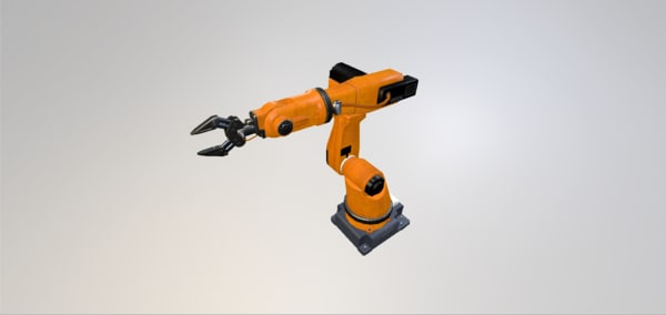 ready manipulator 3D model