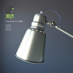 regenbogen life hof lamp model