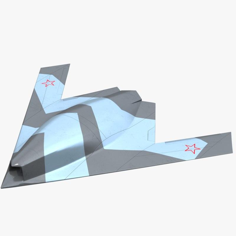 aircraft drone bpla 3D model