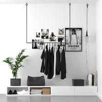 wardrobe hallway