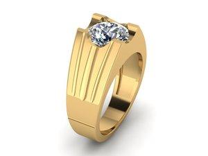 signet ring model