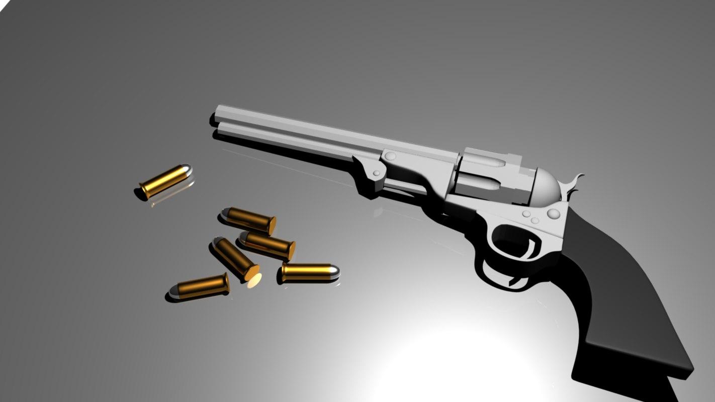 revolver materials model