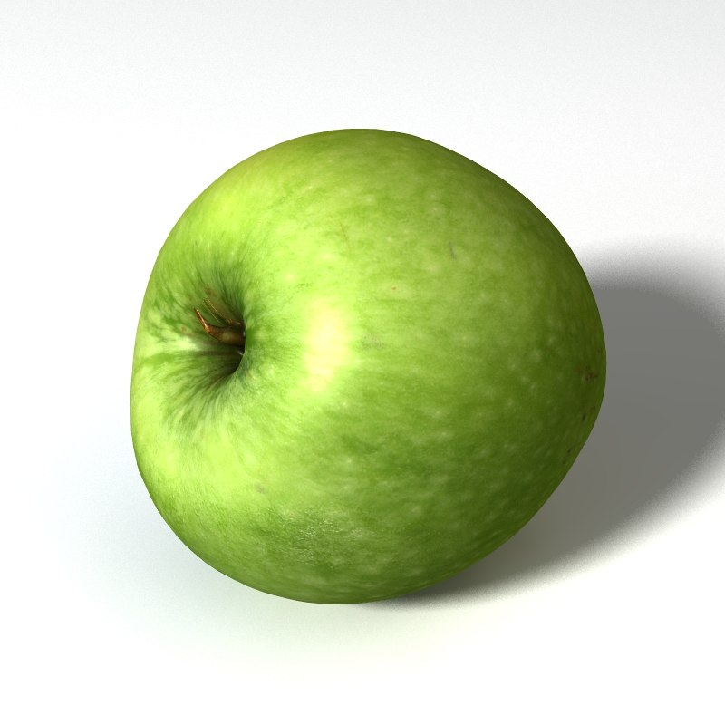 apple green model