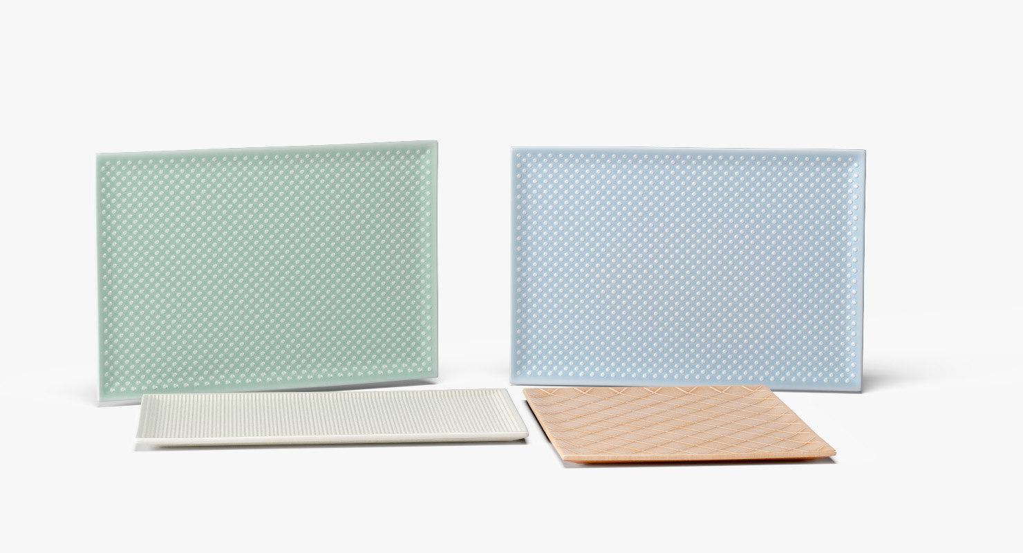 finnsdottir pipanella ceramic serving 3D